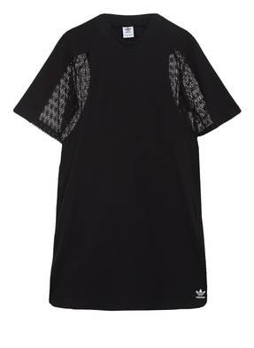adidas Originals Jerseykleid LACE mit Spitzeneinsatz