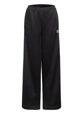 adidas Originals Fitnesshose WIDE-LEG LACE mit Spitzeneinsatz