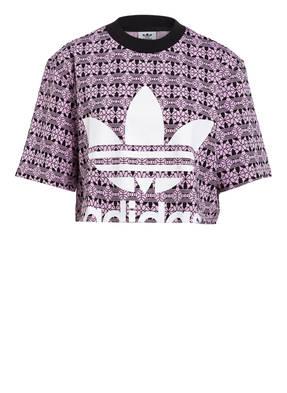 adidas Originals Cropped-Shirt TREFOIL