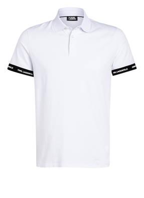 KARL LAGERFELD Jersey-Poloshirt