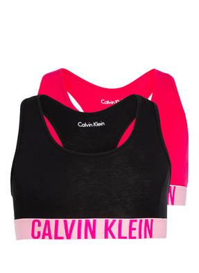 Calvin Klein 2er-Pack Bustiers INTENSE POWER