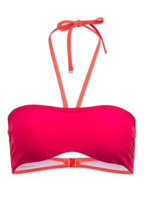FIRE+ICE Bandeau-Bikini-Top JUNE