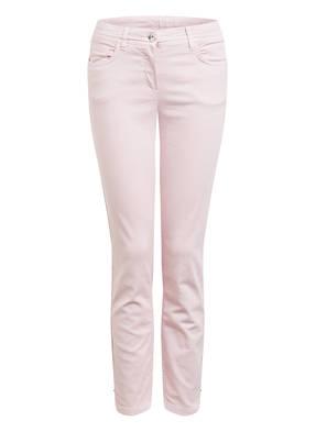 Laurèl 7/8-Jeans TABEA mit Schmucksteinbesatz