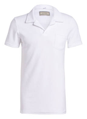 CHAS Frottee-Poloshirt