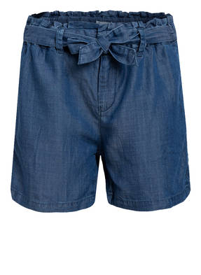 name it Jeans-Shorts im Paperbag-Stil