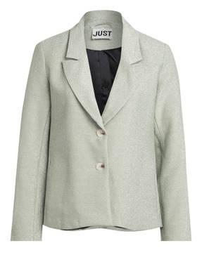 JUST FEMALE Blazer UTOPIO mit Glitzergarn
