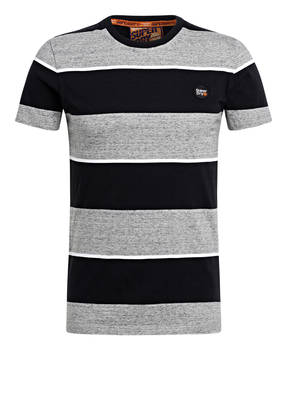 Superdry T-Shirt COLLECTIVE STRIPE