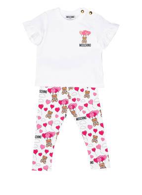 MOSCHINO Set: T-Shirt und Leggings