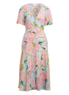 HAYLEY MENZIES Hemdblusenkleid aus Seide
