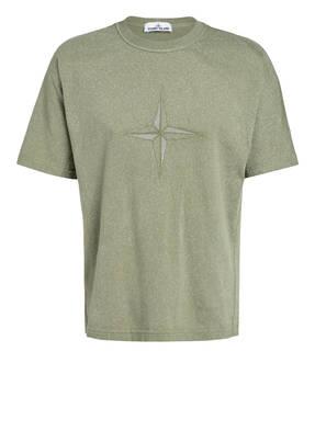 STONE ISLAND Oversized-Shirt