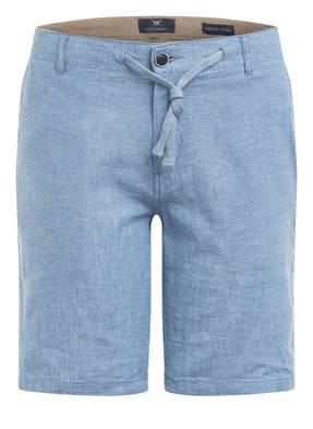 STROKESMAN'S Chino-Shorts OSKAR mit Leinen