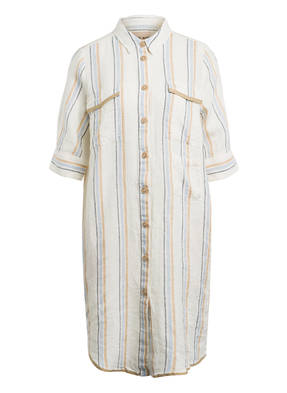 MOS MOSH Hemdblusenkleid KATY KIAN aus Leinen