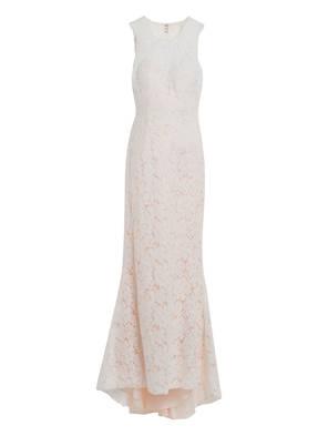unique Brautkleid mit Stola