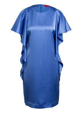 HUGO Kleid KOSALI mit Volantbesatz