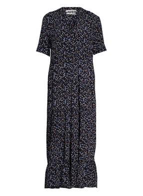 JUST FEMALE Kleid LASSY mit Volantbesatz