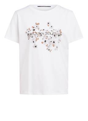 BRUUNS BAZAAR T-Shirt FLEUR ZALLY