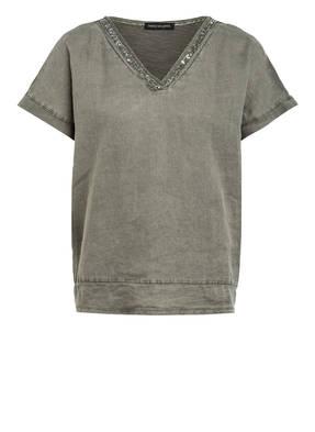twenty six peers Oversized-Shirt aus Leinen