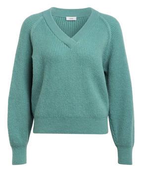 CLOSED Pullover mit Leinen