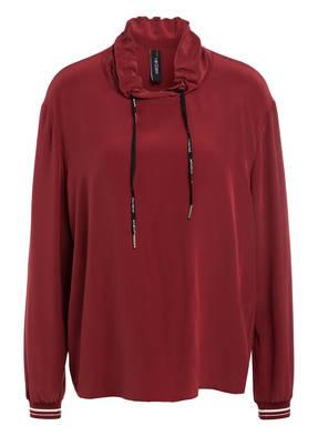 MARC CAIN Oversized-Blusenshirt aus Seide