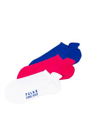 FALKE 3er-Pack Socken COOL KICK