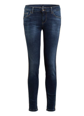 LIU JO Skinny Jeans mit Schmucksteinbesatz