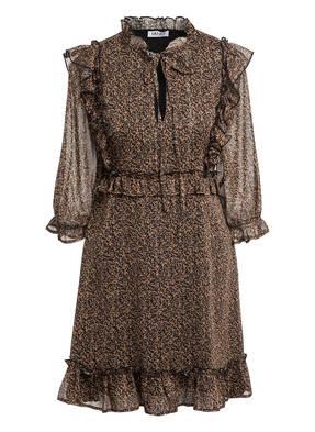 LIU JO Kleid mit 3/4-Arm und Glitzergarn