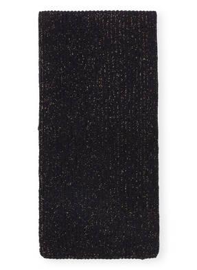 CLOSED Schal mit Glitzergarn