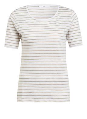 BRAX T-Shirt CATHY aus Leinen