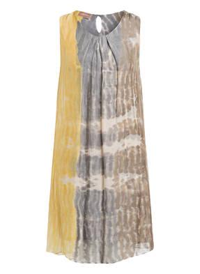 CARTOON Kleid mit Seidenanteil