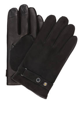 NN07 Handschuhe in Lederoptik