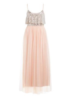 RINASCIMENTO Kleid mit Paillettenbesatz