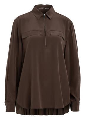 MARC CAIN Blusenshirt aus Seide