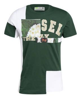 DIESEL T-Shirt FRANKENSTEIN 2.1