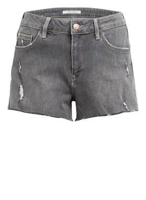 mavi Destroyed Jeans-Shorts ROSIE
