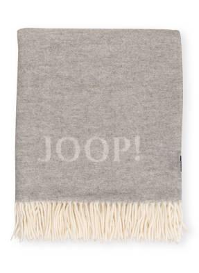 JOOP! Plaid FINE DOUBLEFACE