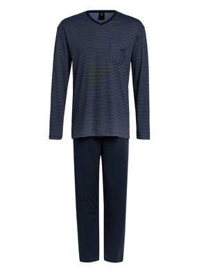 CALIDA Schlafanzug RELAX STREAMLINE BASIC