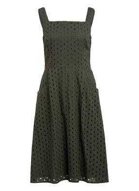Phase Eight Kleid OLYMEA mit Lochstickerei