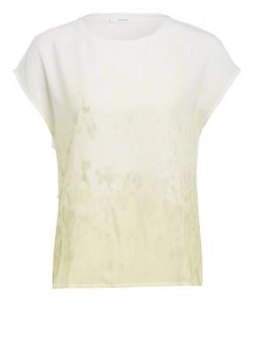 OPUS T-Shirt SUSA im Materialmix