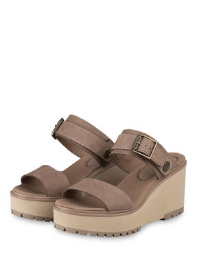 Timberland Plateau-Wedges KORALYN