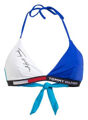 TOMMY HILFIGER Triangel-Bikini-Top