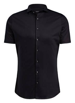 DESOTO Halbarm-Jerseyhemd Slim Fit