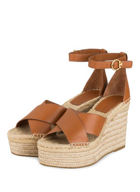 TORY BURCH Plateau-Wedges SELBY