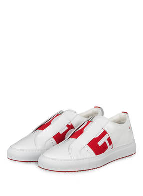 HUGO Slip-on-Sneaker FUTURISM LOW CUT-BI