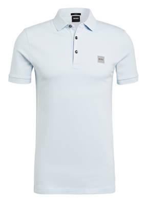 BOSS Piqué-Poloshirt PASSENGER Slim Fit