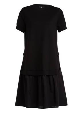 RIANI Kleid im Materialmix