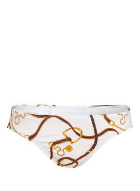 LAUREN RALPH LAUREN Bikini-Hose BRIDLE PRINT