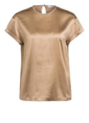 BRUNELLO CUCINELLI Blusenshirt aus Seide