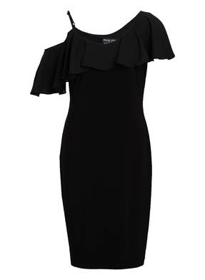 FRANK LYMAN Off-Shoulder-Kleid mit Volantbesatz