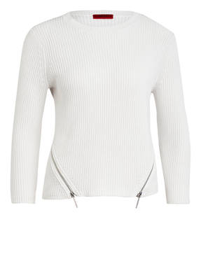 HUGO Pullover SERLINY mit 3/4-Arm