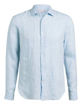 ORLEBAR BROWN Leinenhemd GILES Tailored Fit